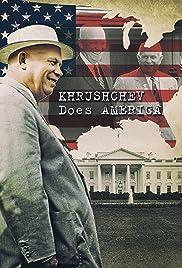 Khrushchev Does America Poster