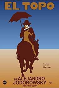 El Topo (1971) Poster - Movie Forum, Cast, Reviews