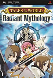 Tales of the World: Radiant Mythology Poster