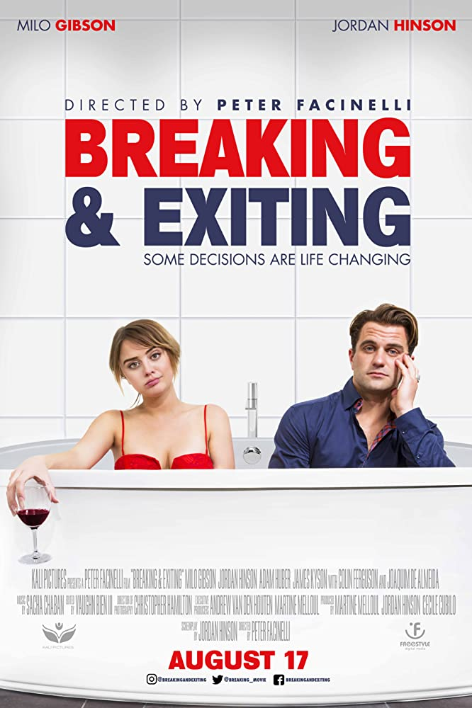 Breaking & Exiting (2018) online