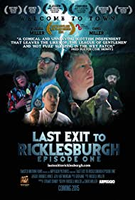 Stuart Condy, Russell Miller, Chris Miller, Robbie Jones, and Kat Morgan in Last Exit to Ricklesburgh: Episode One (2015)