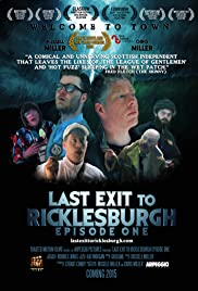 Last Exit to Ricklesburgh: Episode One Poster
