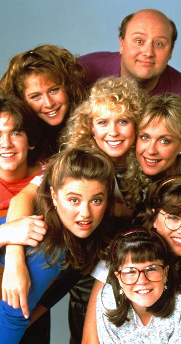Just the Ten of Us (TV Series 1987–1990) - IMDb