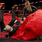 Paul Levesque and Ronda Rousey in WWE Elimination Chamber (2018)