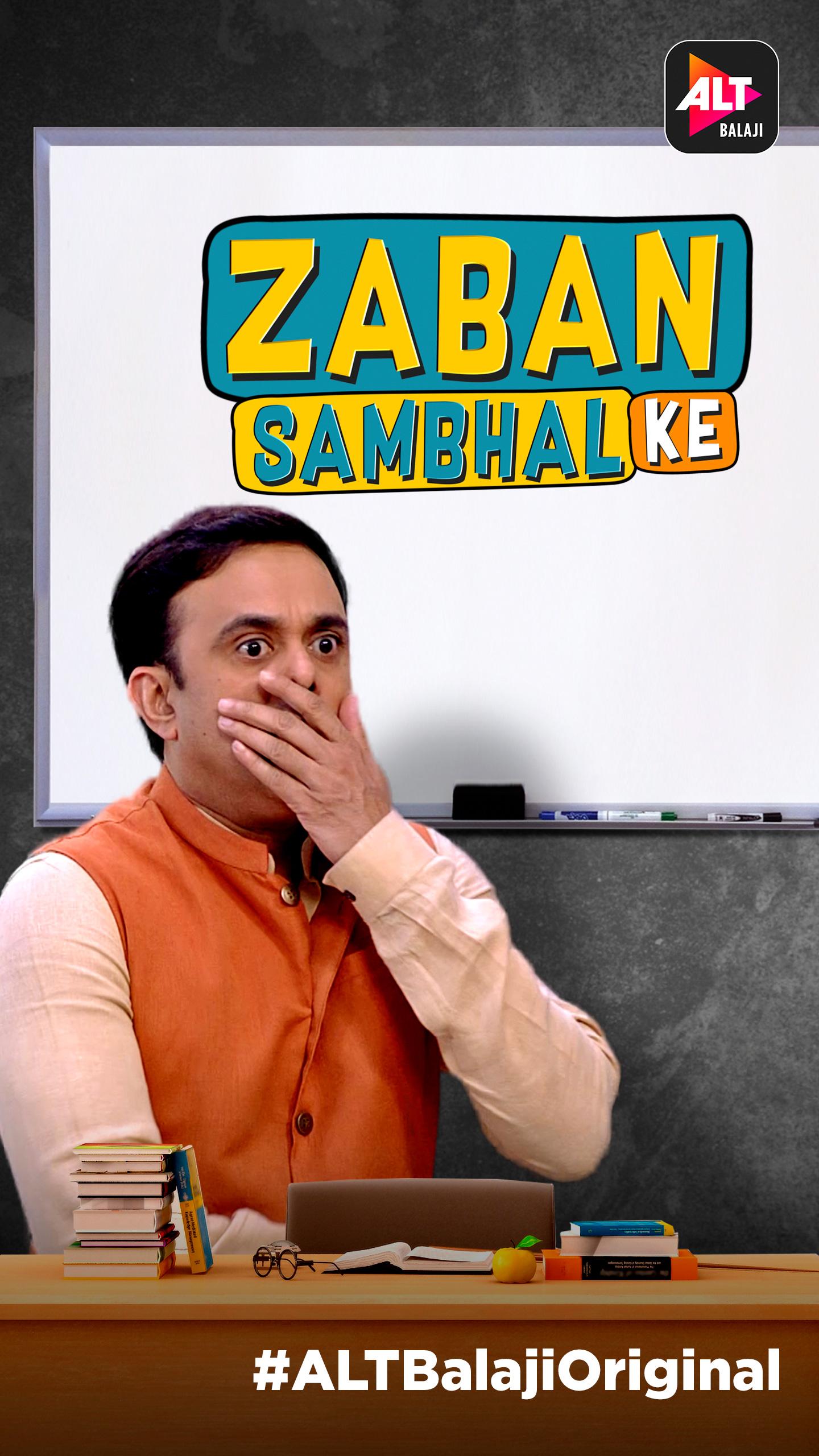 Zaban Sambhal Ke S01 2019 Hindi Complete Web Series 720p HDRip 500MB Download