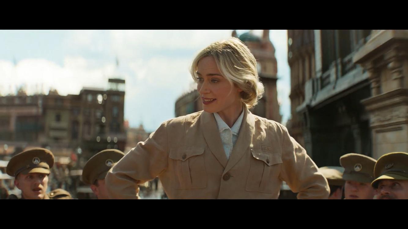 Emily Blunt in Jungle Cruise (2021)