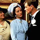 Olivia de Havilland, Anthony Andrews, and Jane Seymour in The Woman He Loved (1988)
