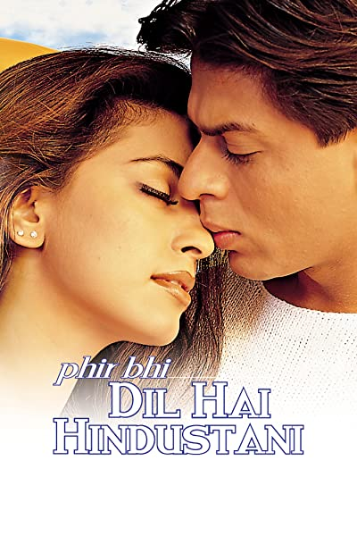 Phir Bhi Dil Hai Hindustani 2000 Full Hindi Movie Download 720p HDRip