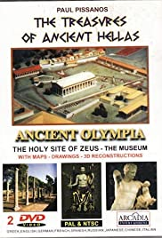 Treasures of Ancient Hellas: Ancient Olympia - The Temple of Zeus Poster