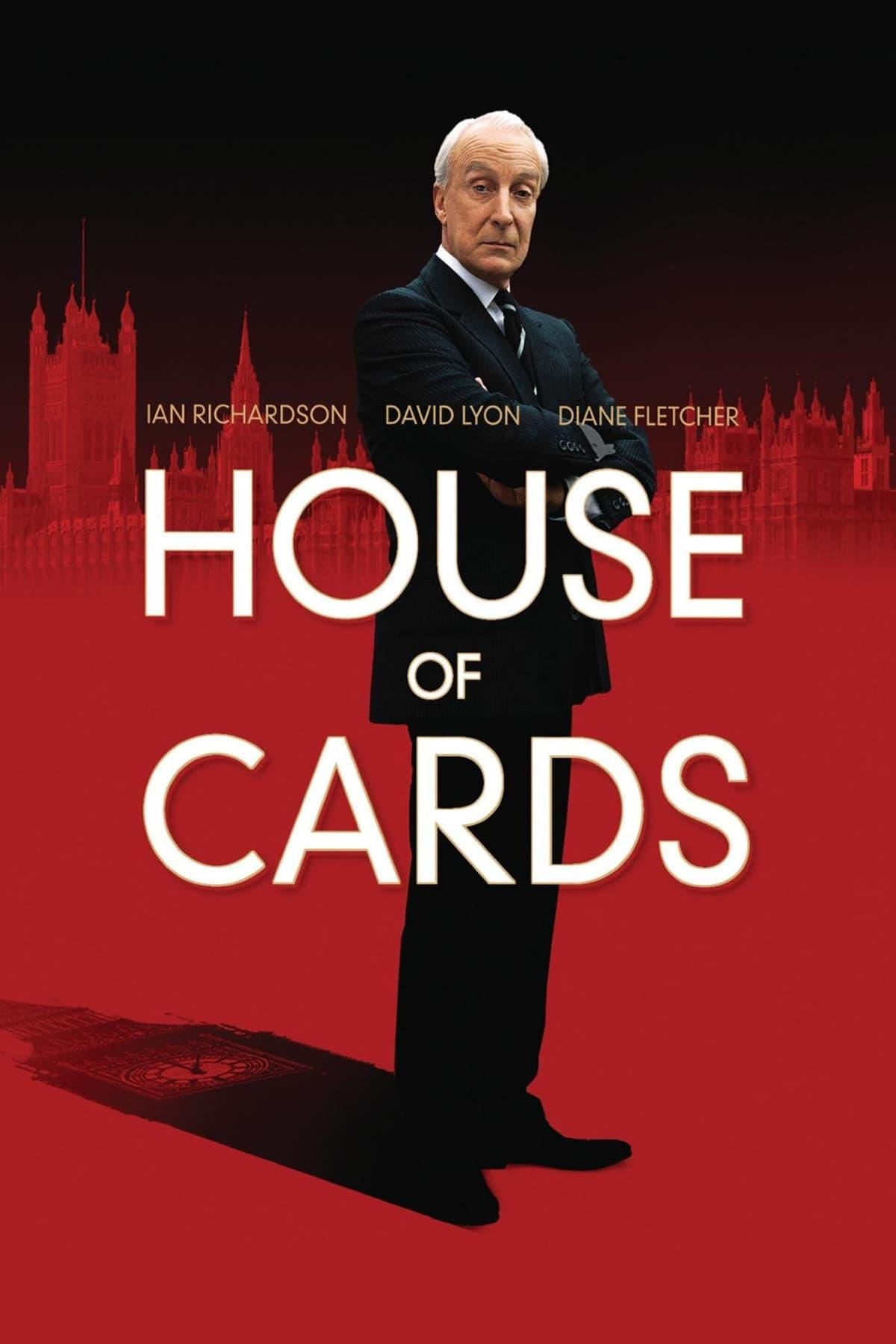 House Of Cards Tv Mini Series 1990 Imdb
