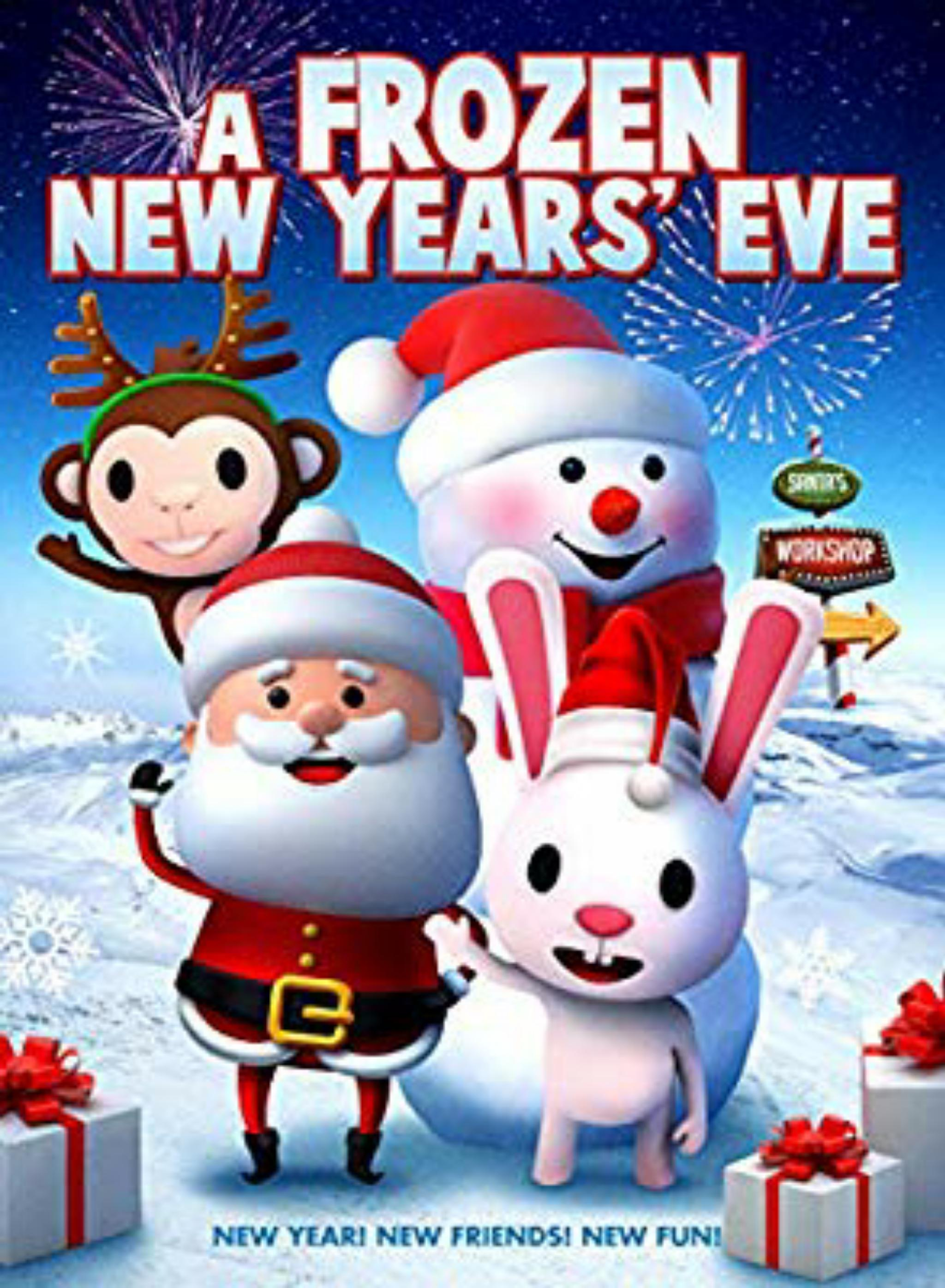 A Frozen New Year's Eve on FREECABLE TV
