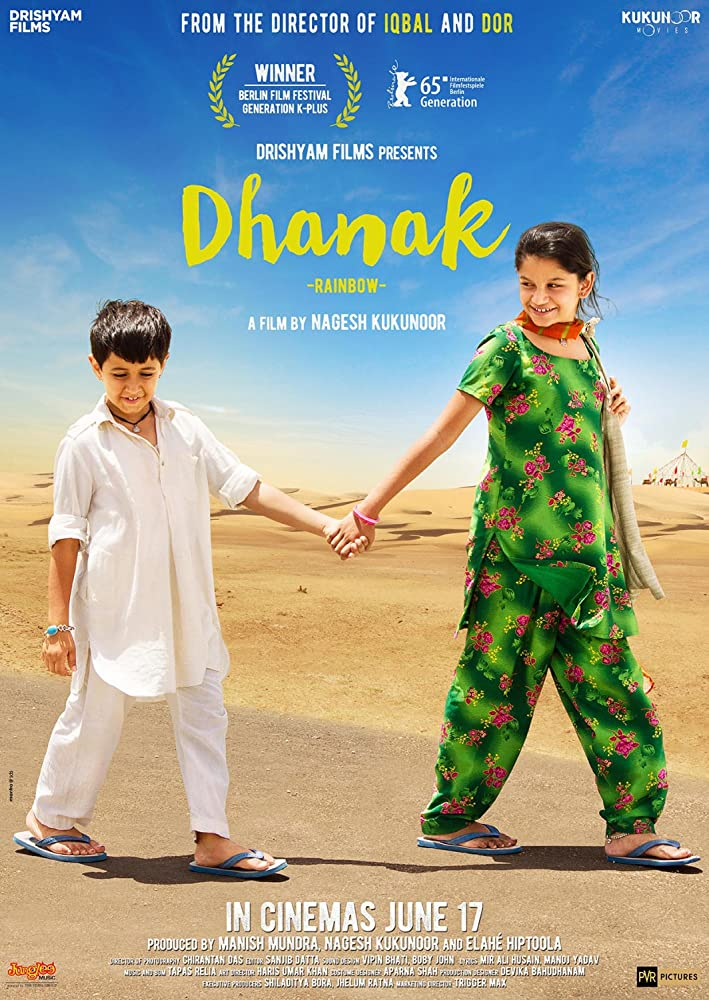 Dhanak (2015) Hindi NF-WEB-DL x264 AAC Msub