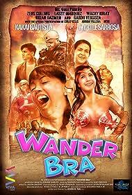 Gina Pareño, Gardo Versoza, Kakai Bautista, Lassy, Myrtle Sarrosa, Zeus Collins, and Wacky Kiray in Wander Bra (2018)