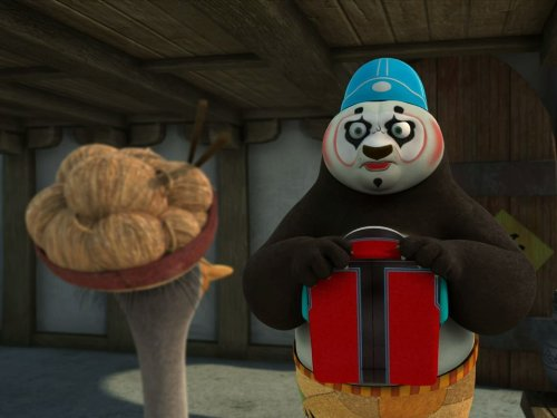 Kung Fu Panda: Legends of Awesomeness (2011)