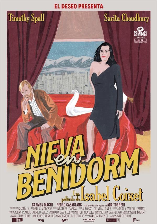 watch It Snows in Benidorm on soap2day