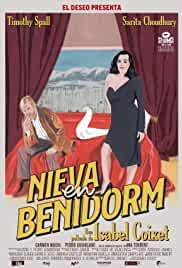 It Snows in Benidorm (2020) HDRip english Full Movie Watch Online Free