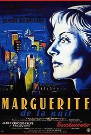Marguerite de la nuit Poster