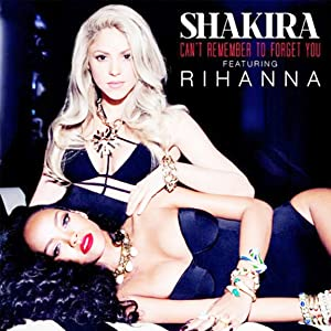 The best movie downloads Shakira Feat. Rihanna: Can't Remember to Forget You by Vinoodh Matadin [HDR]