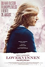Løvekvinnen Poster