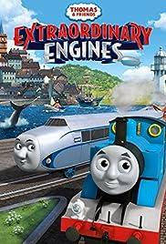 Thomas & Friends: Extraordinary Engines Poster