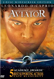 A Life Without Limits: The Making of 'The Aviator' Poster