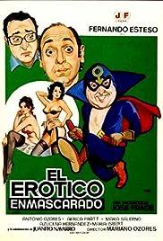 El erótico enmascarado Poster