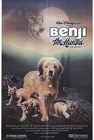 Gideon, Dimitri, Benjean, and Malina in Benji the Hunted (1987)