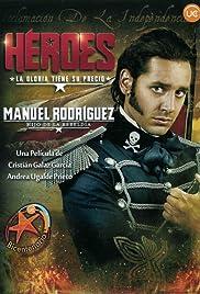 Rodríguez, hijo de la rebeldía Poster