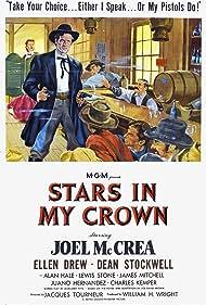 Dean Stockwell, Ellen Drew, and Joel McCrea in Stars in My Crown (1950)