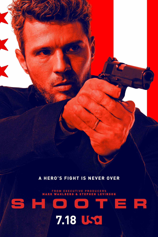 Shooter TV Series 2016