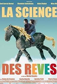La science des rêves - Film B Poster
