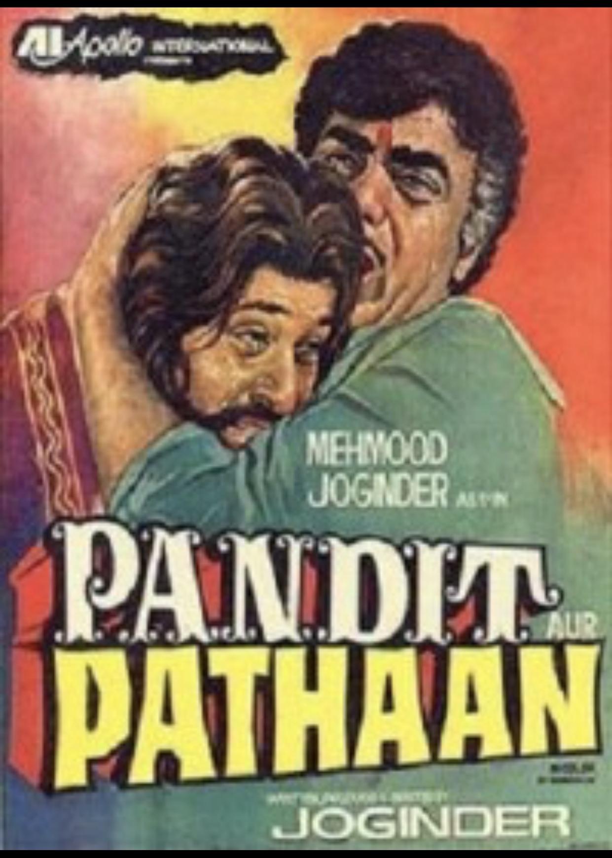 Pandit Aur Pathan (1977) - IMDb