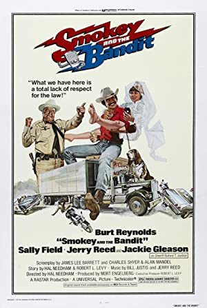 Smokey and the Bandit Poster Image