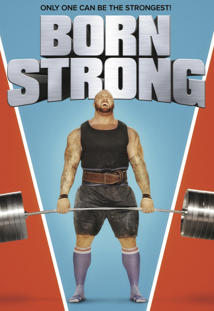 Born Strong (2017) WEBRip 720p