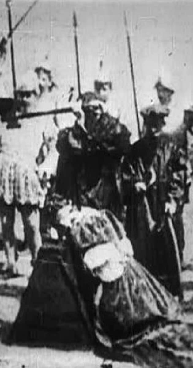 The Execution Of Mary Queen Of Scots 1895 Imdb