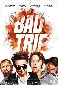 Gene Bervoets, Ben Segers, Jonas Van Geel, and Tom Audenaert in Bad Trip (2017)