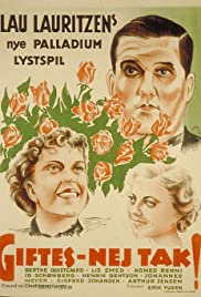 Giftes - nej tak! Poster