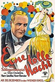 Eine tolle Nacht Poster