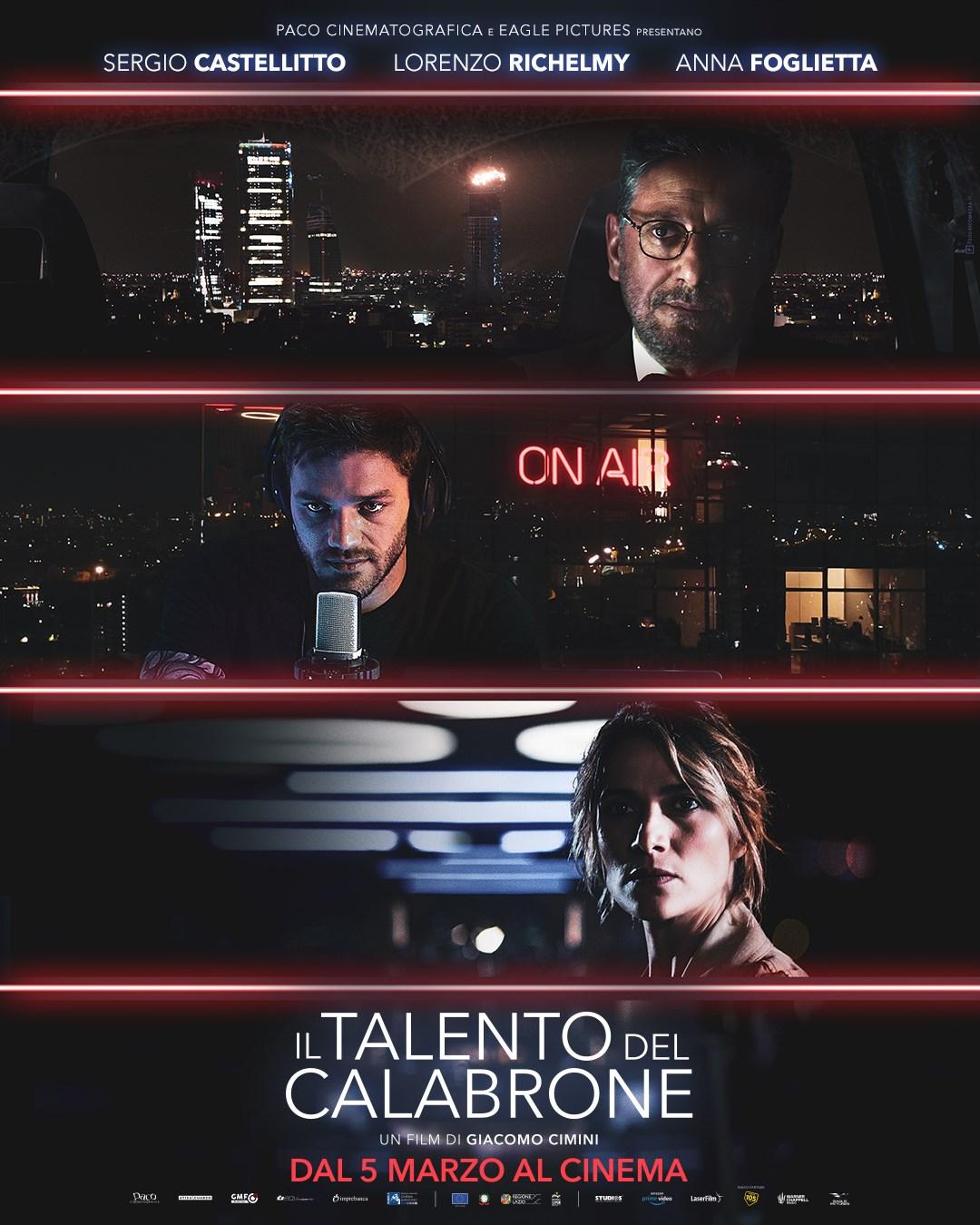 Il talento del calabrone (2020) - IMDb