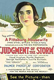 The Judgment of the Storm Poster