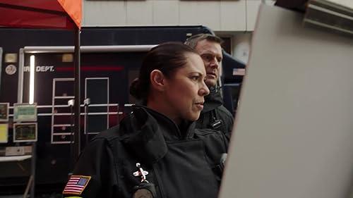 9-1-1: The Fire Crew Surveys The Damage