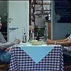 Stefano Bonaga and Umberto Righi in Per Lucio (2021)