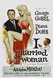 I Married a Woman Poster