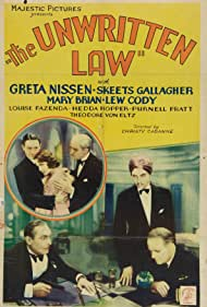 The Unwritten Law (1932)