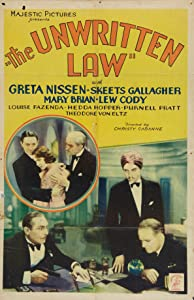 English movies torrent free download The Unwritten Law by Howard Hawks [1280x720]