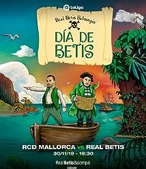RCD Mallorca vs Real Betis Balompié (2019)