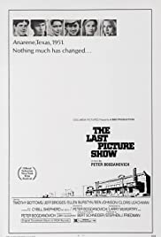 The Last Picture Show (1971) Poster - Movie Forum, Cast, Reviews