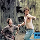 Barbara Hershey and Don Swayze in Shy People (1987)