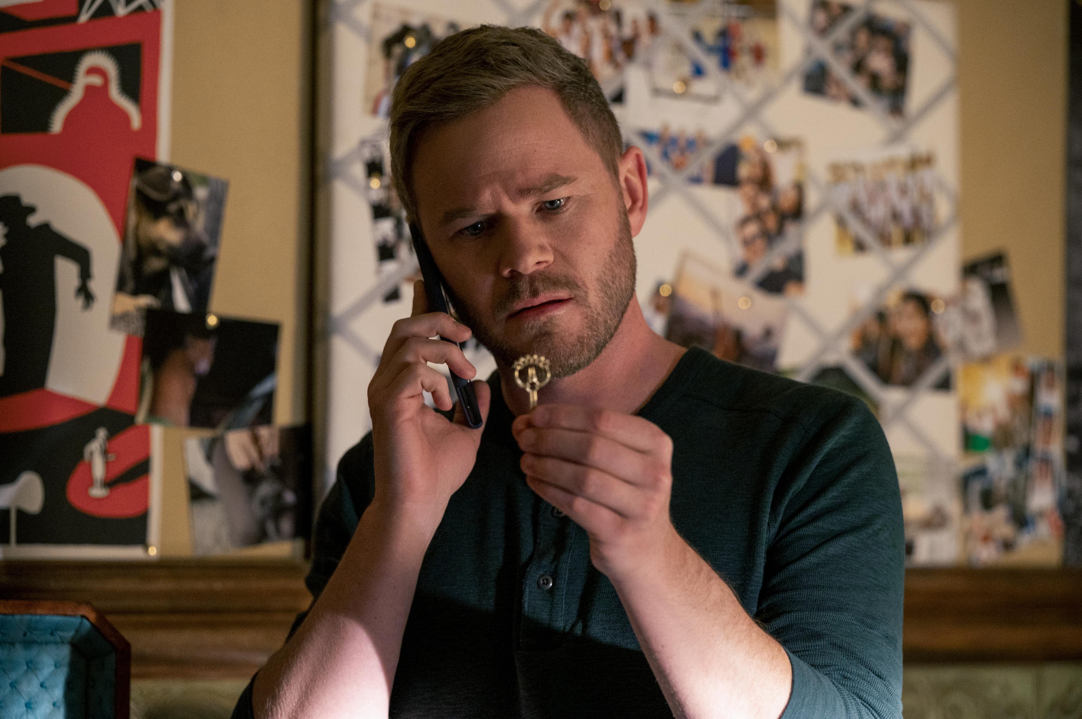Aaron Ashmore in Locke & Key (2020)