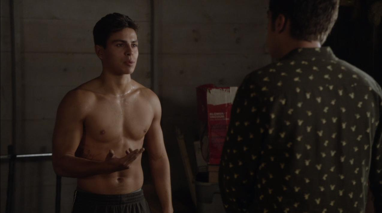 Austin jake shirtless t 10 Shirtless